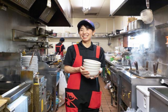 【川口市】ファミリー食堂 山田うどん食堂 赤井店の画像・写真